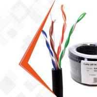 Cables UTP y Coaxial