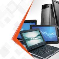 Computadores Tablets y Notebook
